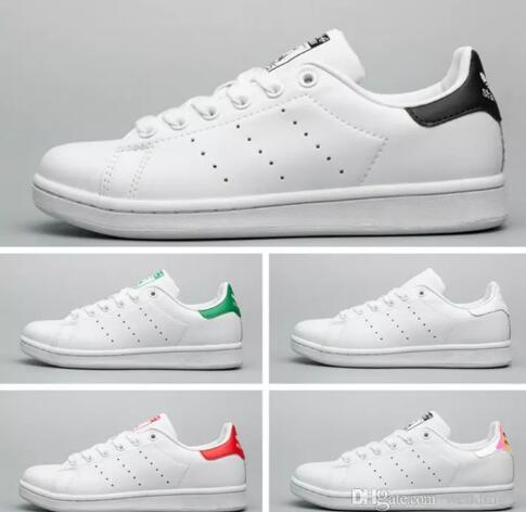 2019 New Originals Stan Smith Shoes Brand Women Men Fashion Sneakers Casual Leather Superstars Skateboard Punching White Girls Shoes Cheap Shoes Shoes