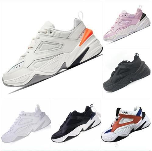 2019 الساخن M2K تيكنو قديم الجد الاحذية للأحذية الرجال النساء أحذية رياضية المدربين المحترفين الرياضة في الهواء الطلق شحن مجاني