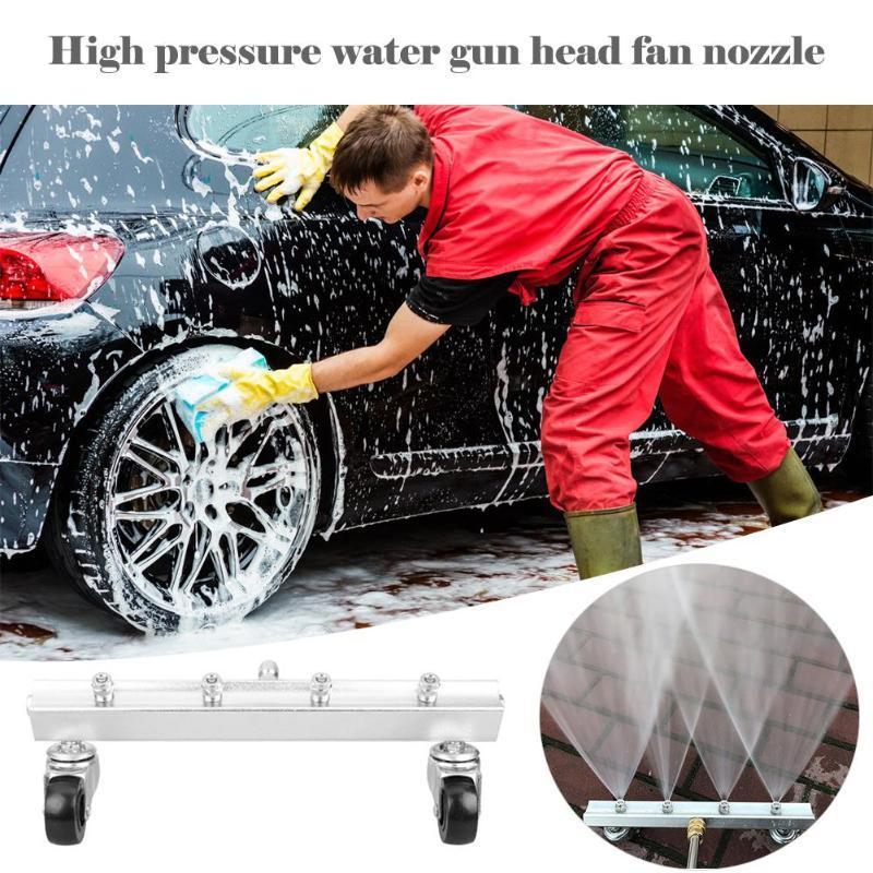 Arruela de alta pressão Car Material Rodante Cleaner Sob Corpo Chassis Água Broom Car Wash Manutenção Auto Acessórios de Limpeza