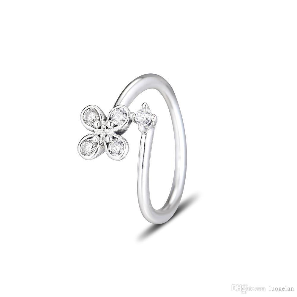 anello pandora fiore prezzo