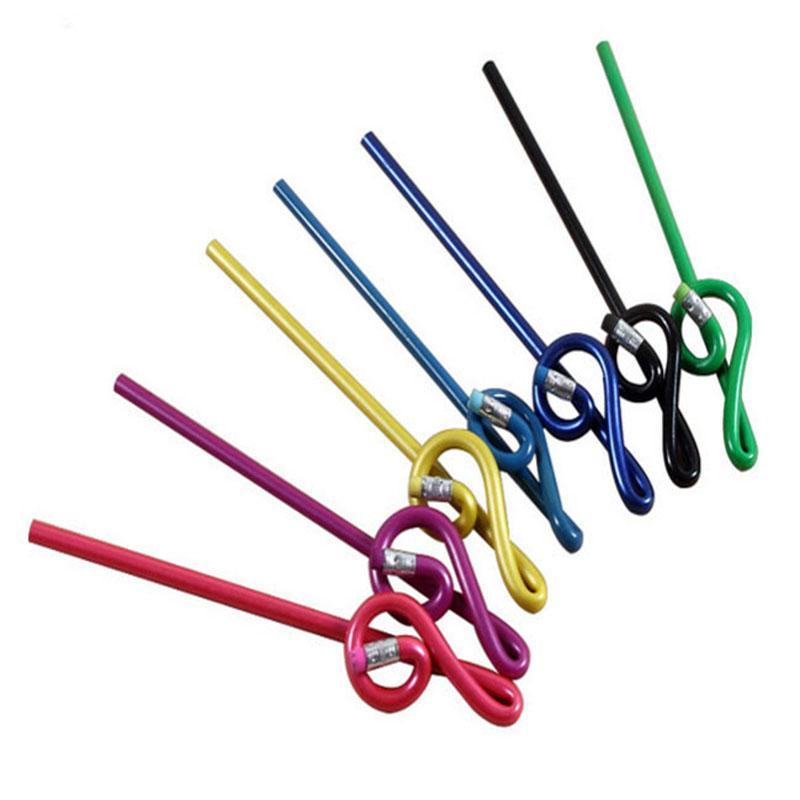 هل رد مي الموسيقى التريبل قلم رصاص متعدد الألوان ملاحظة قلم رصاص مدرسة الديكور / مكتب القرطاسية الموسيقار هدايا S19110