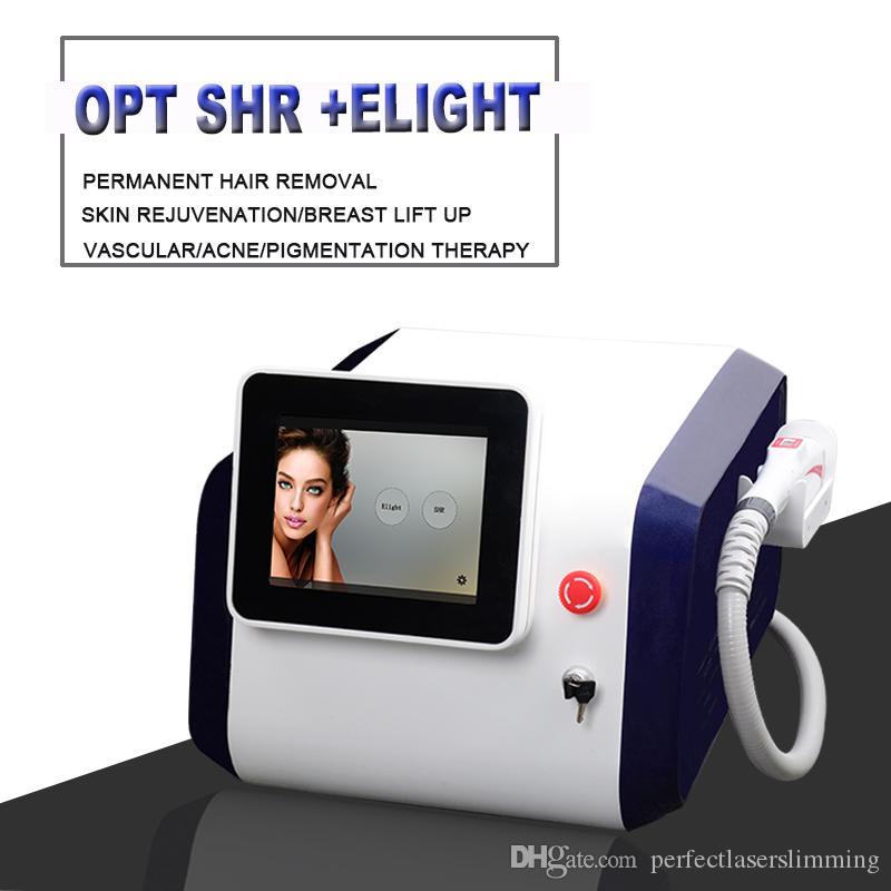 продвижение Рождества IPL лазерной эпиляции Elight омоложение кожи по уходу за кожей машины IPL волос лазера машина для домашнего использования