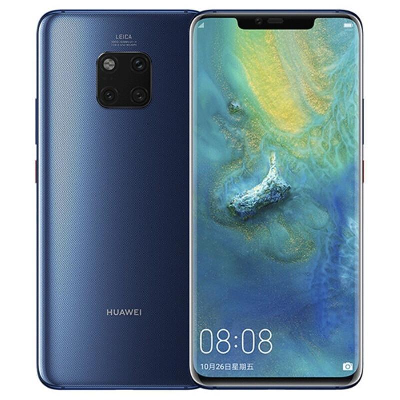 "Original Huawei Mate 20 Pro 4G LTE Mobile Phone 8GB RAM 128GB ROM Kirin 980 Octa Core Android 6.39"" OELD Full Screen 40.0MP NFC 4200mAh 3D Face ID Smart Cell Phone"