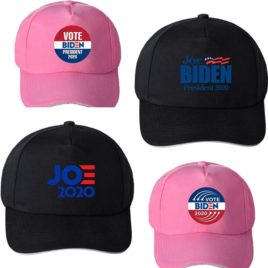 2020 Camouflage Biden Hut Mode Halten Make Amerika Große Sport Sun Cap unisex casual USA-Flaggen-Baseball-Mütze Tta1207-14 # 781