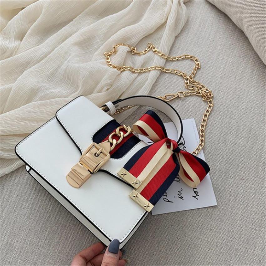 Desinger Shoulder Bag Alta Moda Nastro Handbag qualità # PH-CFY2003231