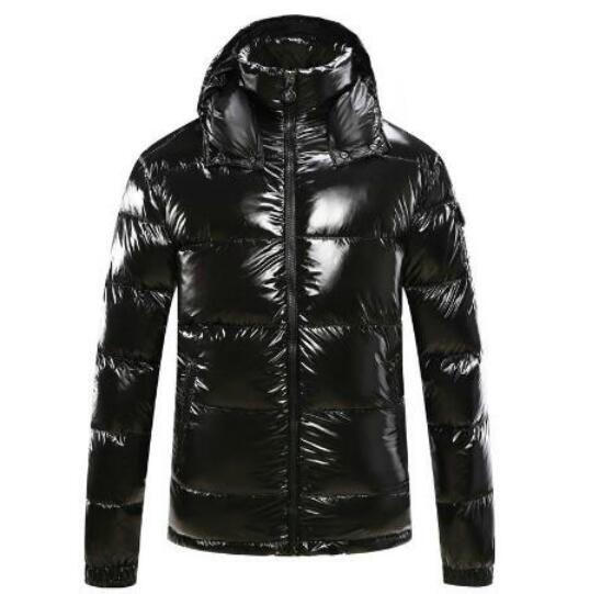 الشتاء جاكيتات رجالي أزياء الرجال أسفل معطف سترة واقية عالية الجودة ستر الرجال المرأة الستر الملابس بالجملة