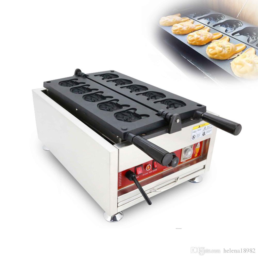 Traitement des aliments 110v 220V Tête de chiens commerciaux Machine Baker Machine Baker