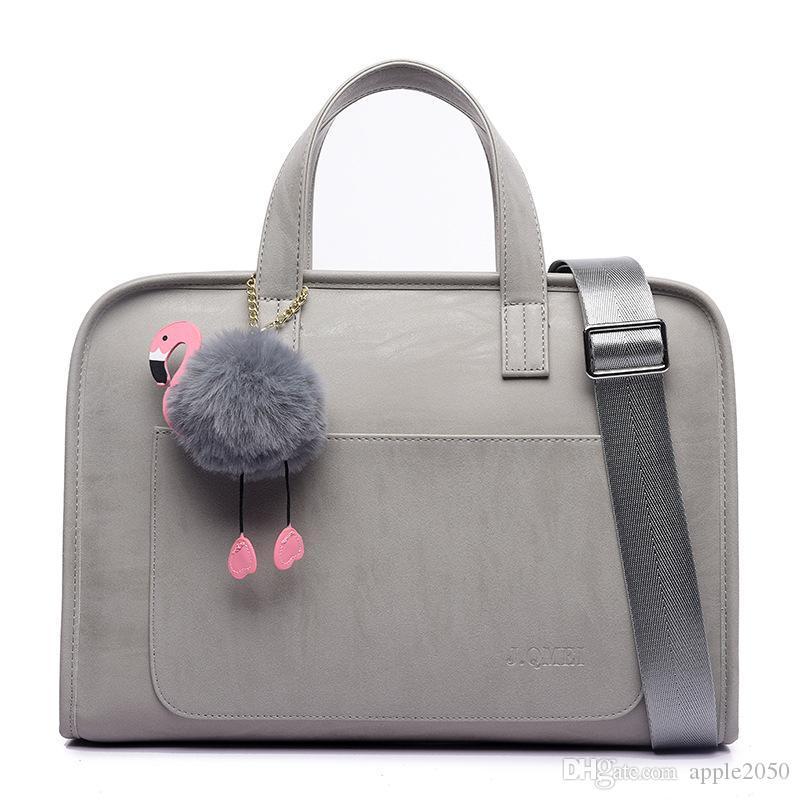 حقيبة كمبيوتر 13.3 14 15.6 بوصة حقيبة يد لديل وآسوس أيسر ماك بوك برو XIAOMI 123 هواوي لينوفو الجديدة