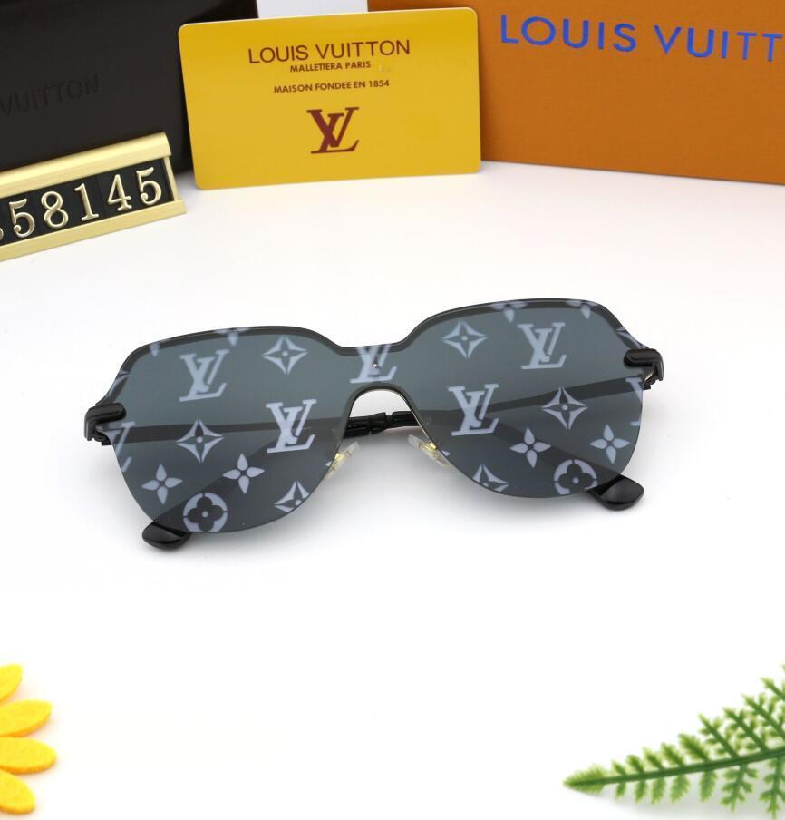 Womens Cam UV400 Ücretsiz shipping0093 için 2020 Tasarımcılar Güneş Lüks Güneş Şık Moda Yüksek Kalite Polarize