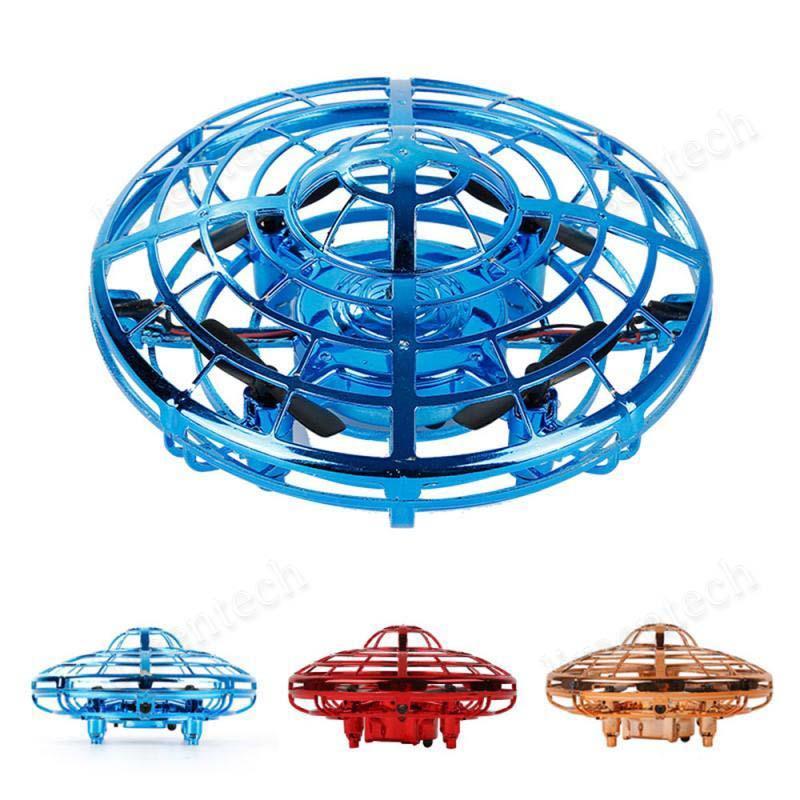 360 ° البسيطة بدون طيار الأشعة تحت الحمراء الاستشعار ufo تحلق لعبة الطائرات الحث quadcopter rc طائرات الهليكوبتر جديد ترقية كاميرا الطائرات بدون طيار