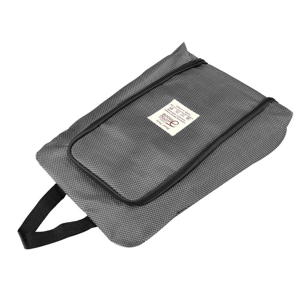 36 * 27cm Saklama Poşetleri Taşınabilir Seyahat Ayakkabı Çanta Görünüm Penceresi Kılıfı güüneş Organizatör Davaları dropshipping Sep21 Zip