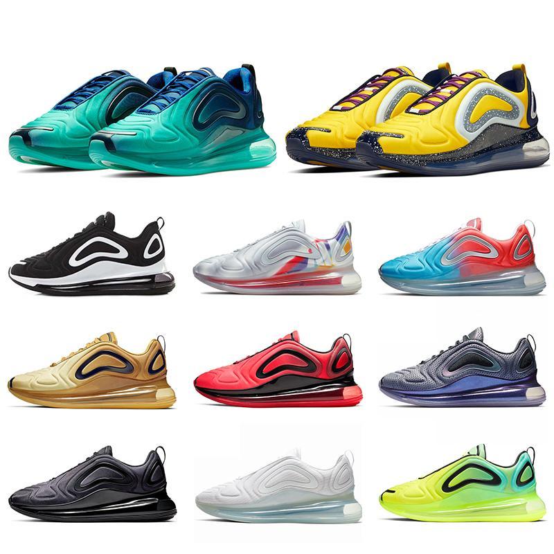 2021 Erkek Kadın Koşu Ayakkabıları Üçlü Siyah Beyaz Deniz Ormanı Okyanusu Mavi Undercover Sarı Gündoğumu Erkek Eğitmenler Spor Sneakers Boyutu 36-45