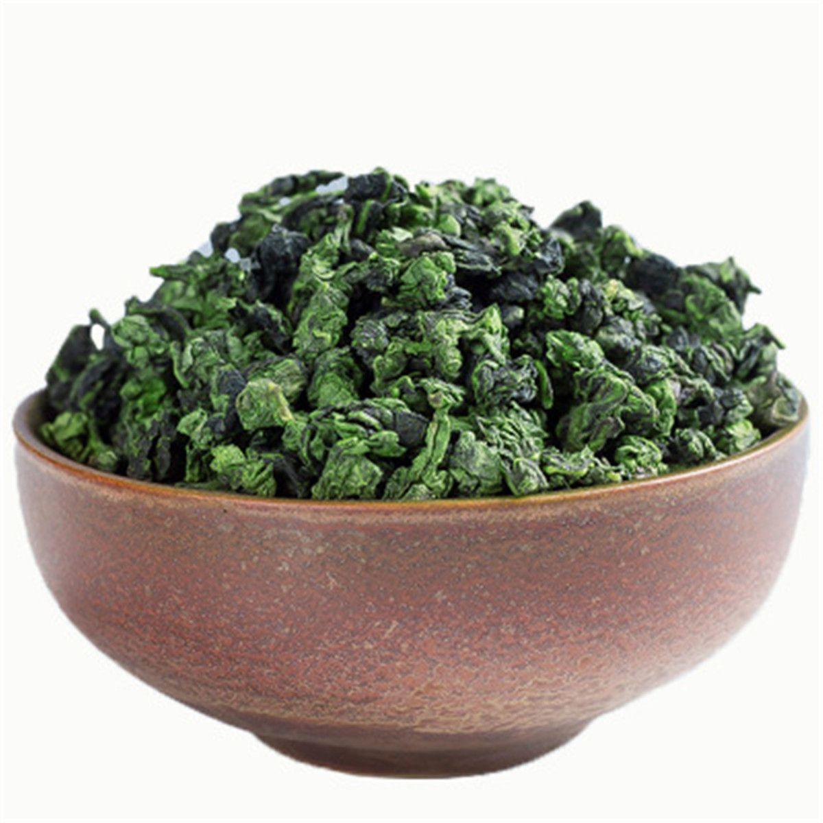 Tercih Çin Organik Oolong Çay Doğal Premium Fujian Anxi Tieguanyin Oolong Yeşil Çay Sağlık Yeni Bahar Çay Yeşil Gıda