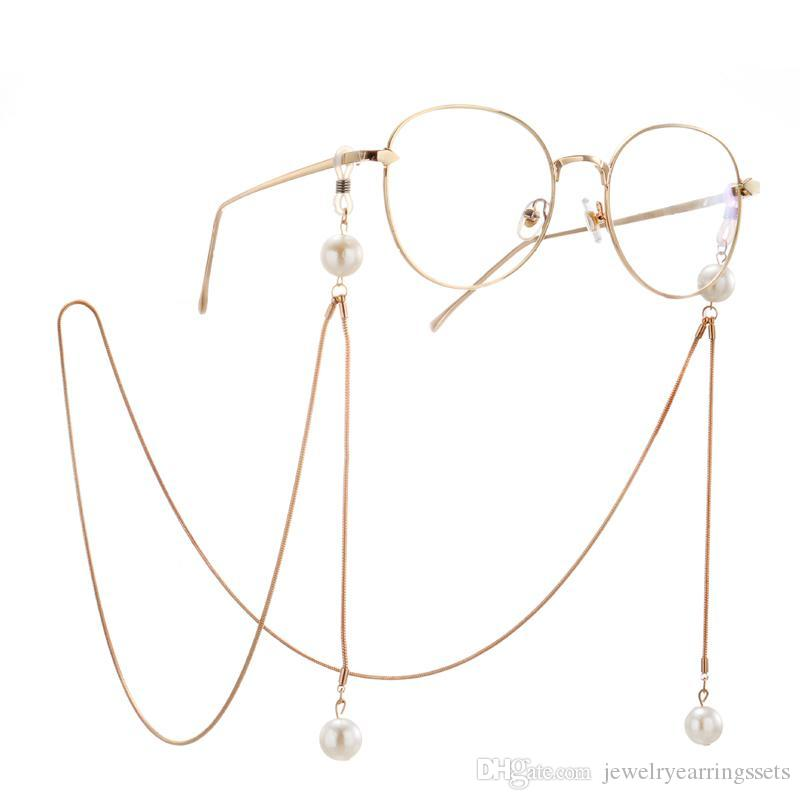 Non-slip Glasses Necklace  Eyeglass Lanyard  Eye wear Accessories Glasses Chain