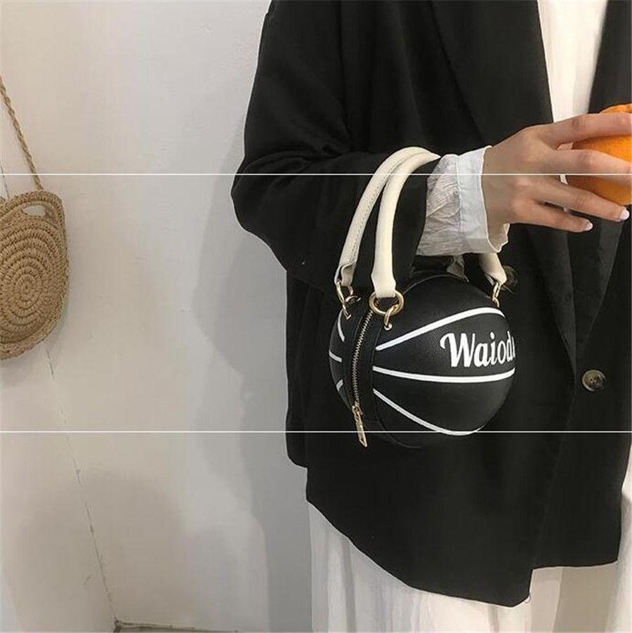 Boa qualidade de luxo Ombro Marca Mulheres Leather Bag Basketball Alta Qualidade Bolsa fêmea de Grande Capacidade Messenger Bag Ladies Tote # 9165