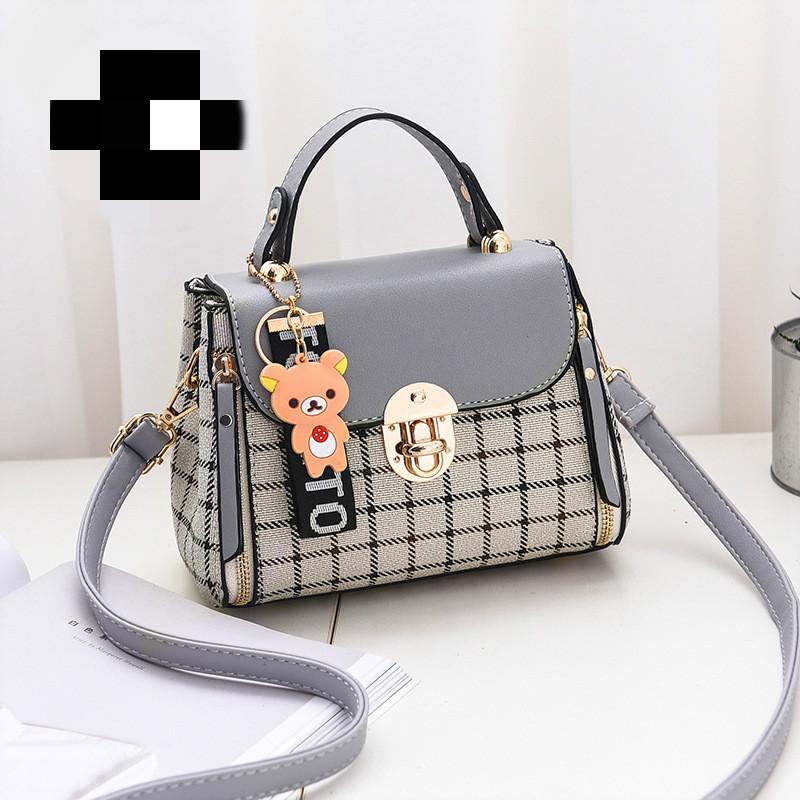 Новый 2020 сумка девушка леди плечо корейский новая сумка сумки маленький модный посланник phrtw