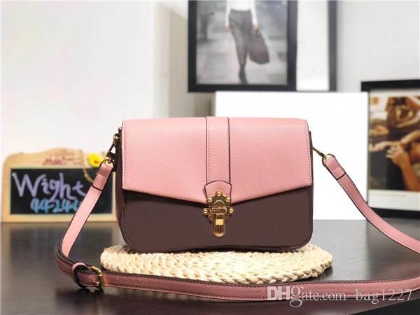 Expédition gratuite Global 44243 Taille 24cm 18cm 8cm sac à main en cuir de luxe de style classique meilleur sac à main de qualité