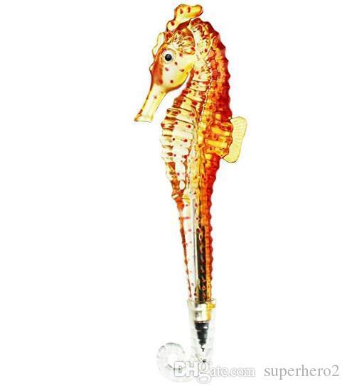 Océan animal Mer Ballpoint Creative Cheval Pen Retour à l'école Party Favor étudiants Prix jouets éducatifs Papeterie cadeau
