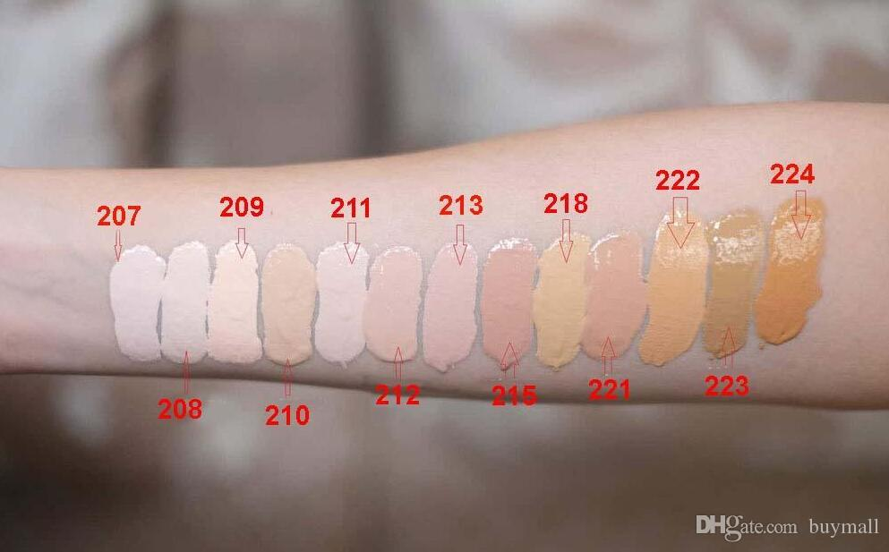 Waterproof DC Make-up Cover Concealer Cosmetic SPF30 Hypoallergenics 14 colors available Brand new in box DHL Free Face Cosmetics