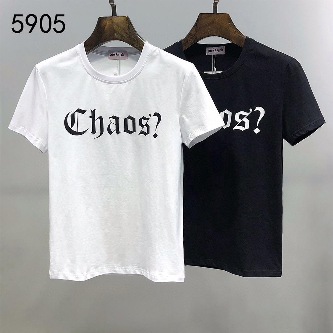 2020ss tasarımcı Paris hayranları T Shirt Erkek Giyim kadın yaz rahat T Shirt Pamuk mektup moda kısa kollu Medusa T Shirt-58