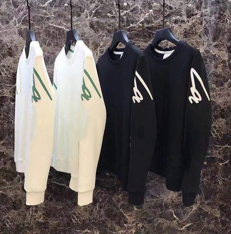 Diseñador sudaderas con capucha para hombre de los suéteres del diseñador de moda 2019 nueva llegada para mujer para hombre con capucha Sudaderas Tops Marca de Calidad Ropa para Hombres