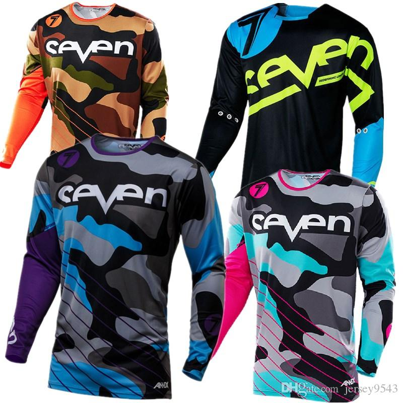 2019 Svevn jersey HOT Dirt Bike 180 NIRV Motocross fox Off-Road Suit MTB DH MX Moto Gear Jersey+Pants Motorcycle Dirt Bike Riding Gear