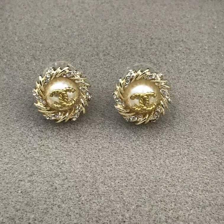 2020 New Seiko designer earrings Luxury designer jewelry women earrings2020