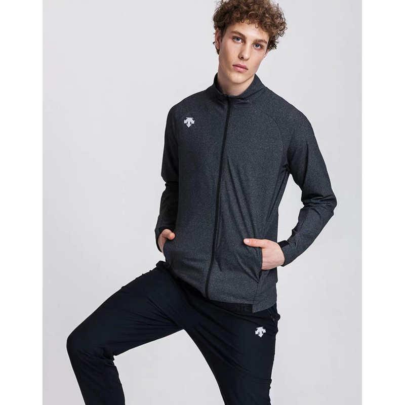 2019 New Arrival Men Designer Knited casacos de moda de luxo Correndo Jacket Homem Jacket Brasão Marca Mens Sports Tops Roupa ativos