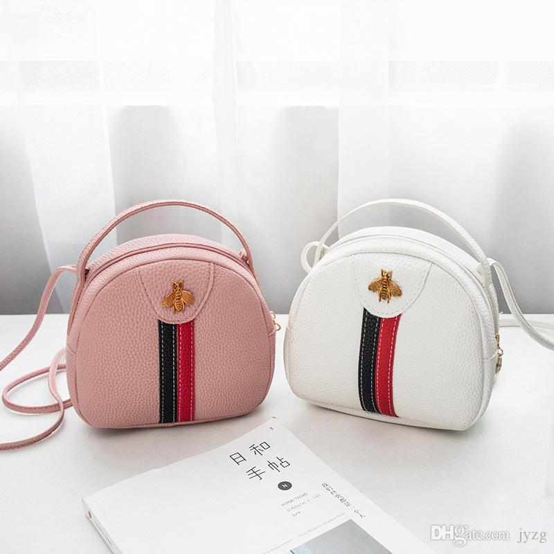 handbags brand recommended ladies fashion print handbags bee lock shoulder bag high quality commuter bag
