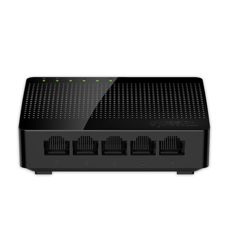 SG105 Gigabit Mini 5-Port Gigabit Switch desktop / Fast Rede Switch Ethernet LAN Hub / Full ou Half duplex Troca