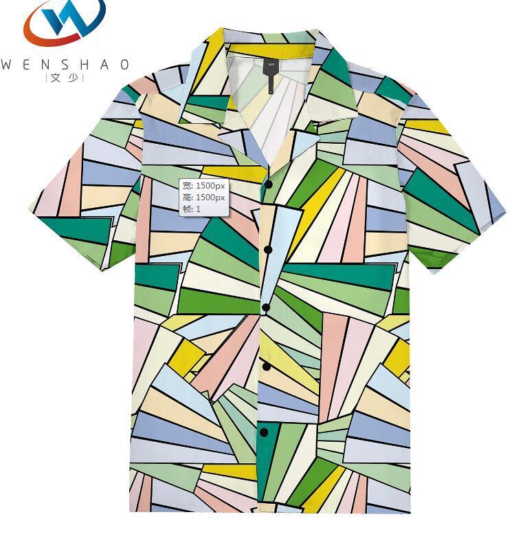 = 2020 ilkbahar yaz marka etiketi elbise erkekler Polo tişört yaka yaka kumaş mektup eğlence erkekler tişörtler ParisJJ57 Marka adı
