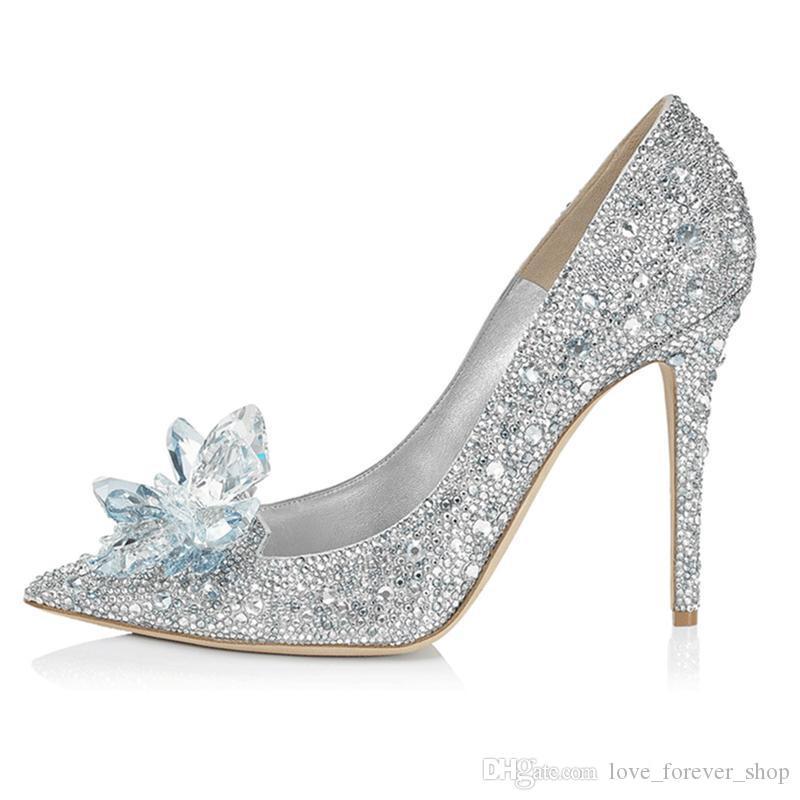 2020 الكريستال الكلاسيكية الأحذية ذات الكعب العالي الأكثر شعبية الأوروبية والأمريكية للمرأة، من المألوف جنسي أحذية مأدبة العروس المربع الأصلي