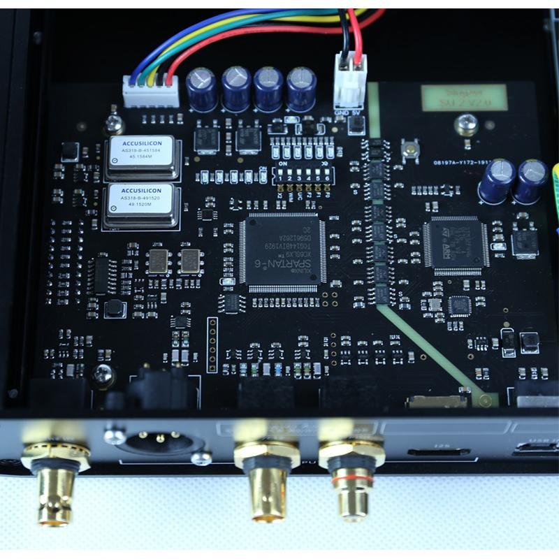 Freeshipping SU-2 DSD1024 USB Digital Interface XMOS XU208 CPLD DSD256 DOP Vollständige Isolation Femtosekunden Uhr