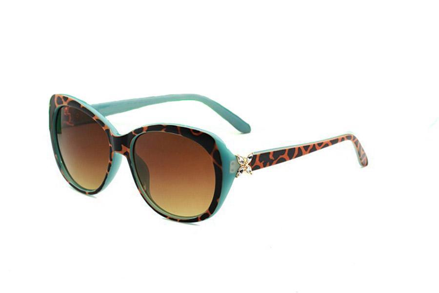 2021 Fashion 4048 Novo Luxo Diamante Marca Sunglasses para Mulheres Moda Óculos Designer Trendy Sunglasses UV400
