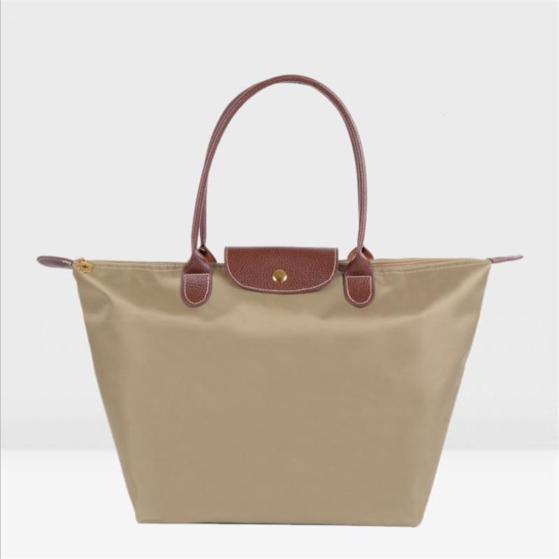 Mode-Handgeldbeutel Totes-große Kapazitäts-Damen einfache Einkaufen-Handtasche Schultertasche