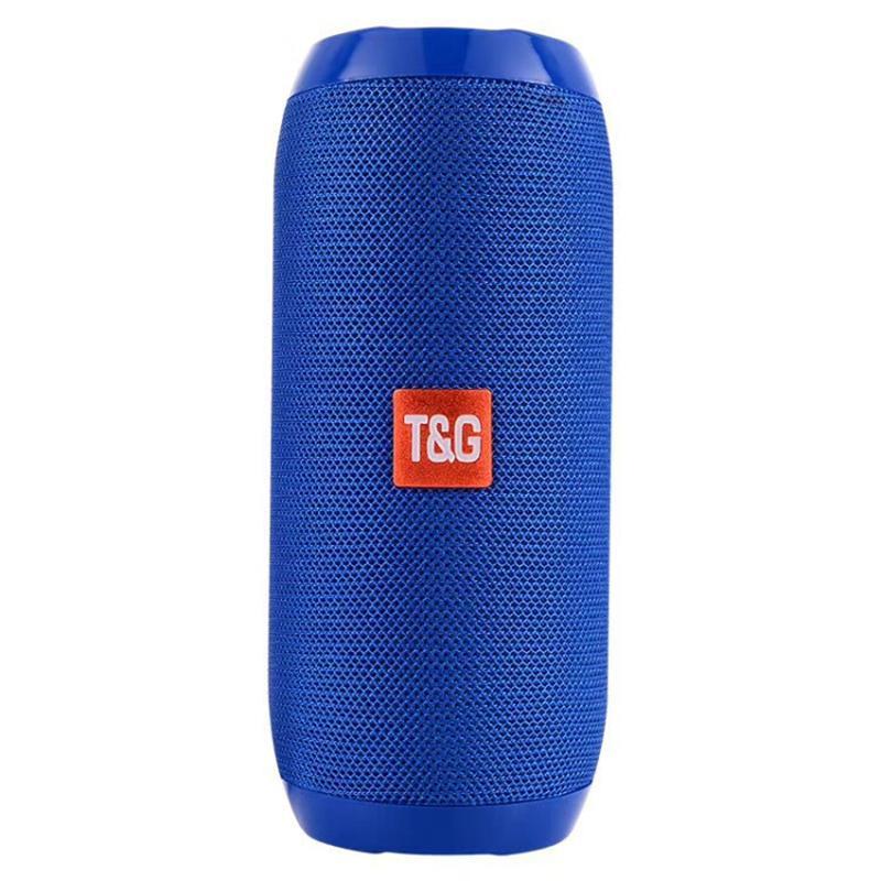Waterproof Bluetooth Speaker Outdoor Subwoofer Bass Wireless Speakers Mini Column Box Loudspeaker FM TF