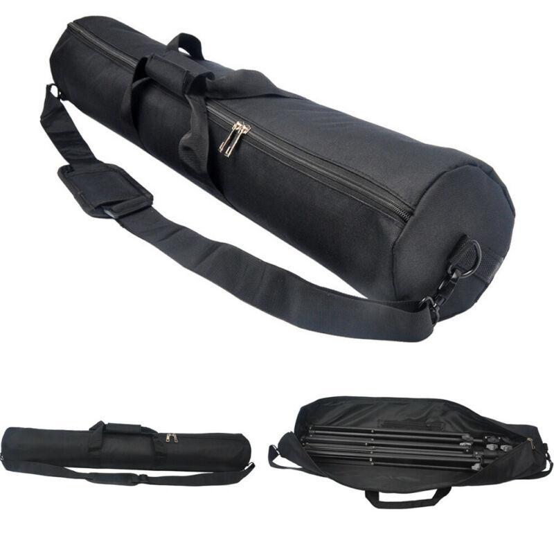 Черный 55см 60см 65см 100см мягкий ремешок камера штатив сумка для переноски дорожный чехол штатив фотография сумка лампа кронштейн пакет