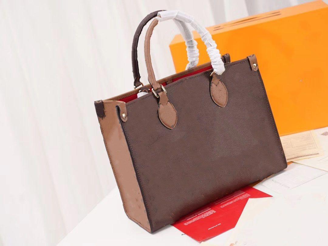 Yeni moda 2020 çanta omuz büyük kapasiteli kadın çantası leathe alışveriş torbaları