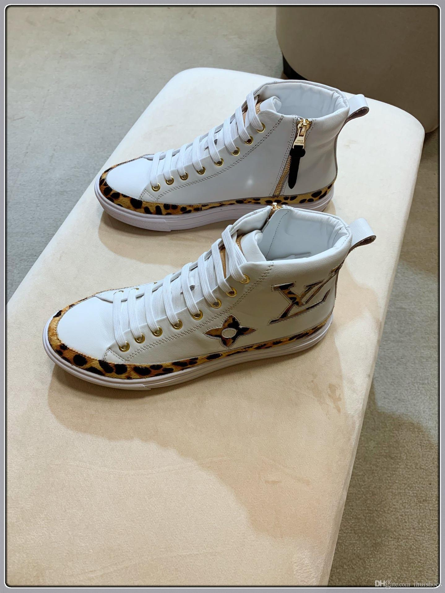 top chaussures hommes de luxe de cuir confortables chaussures de sport de haute marque de mode lacets de chaussures pour hommes occasionnels taille 38-45