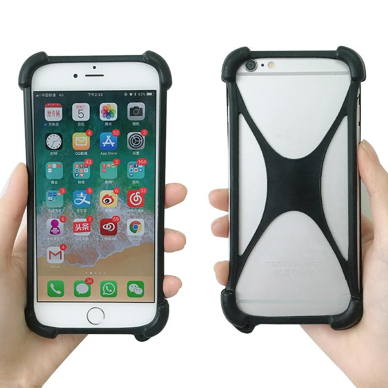 Für Leagoo S10 S11 S9 S8 Pro Case Universal Soft-Silikon-Elastic Auto-Telefon-Abdeckung für Leagoo Z10 T8s Phone Case