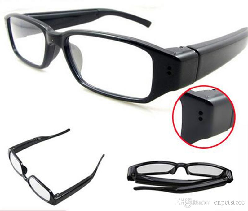 HD 960P Brille Videokamera Brillen Tragbare Minikamera Videorekorder Tragbarer Überwachungskamerarecorder Mini Sonnenbrille DV Nanny Cam