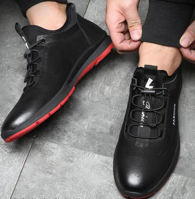 High Qualit Chef Shoe Mens Casual Shoes