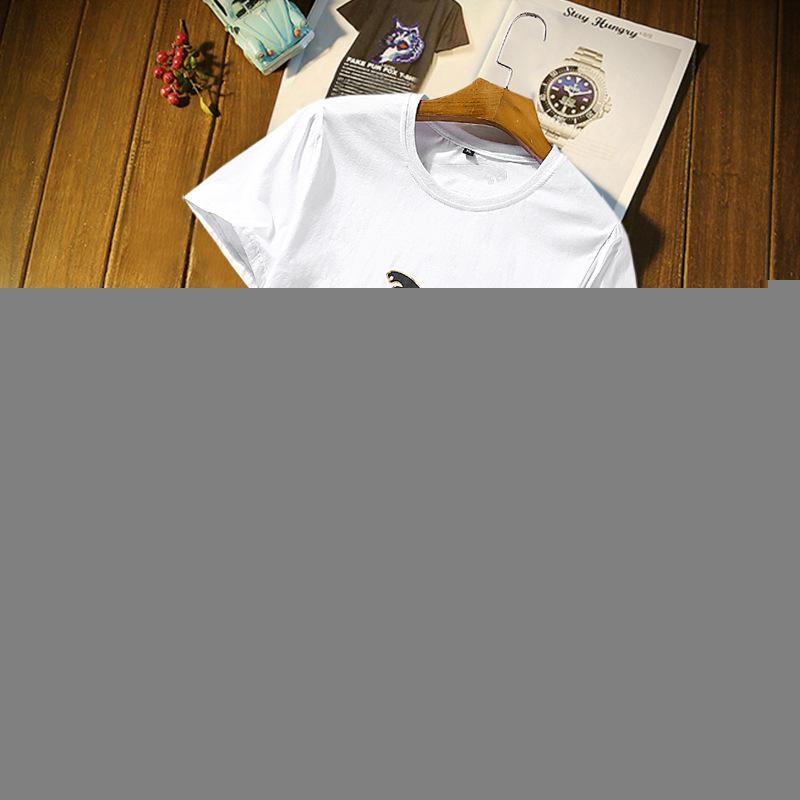 Летние дизайнерские костюмы для мужчин с леопардовым рисунком из двух частей TshirtsShorts костюмы марка автомобиля Мужские спортивные костюмы плюс размер M-4XL