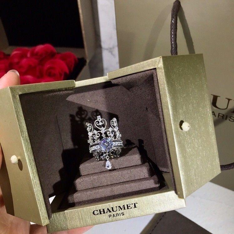 Anel Roman jóias embutimento Cubic Zirconia Anel de Prata Female Designer de jóias de aço inoxidável anel feminino
