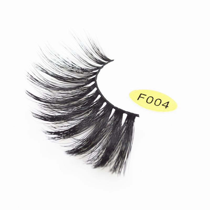 showydeco 5d faux mink thick false eyelashes makeup beauty party fake eye lashes extension perfect packaging maquiagem