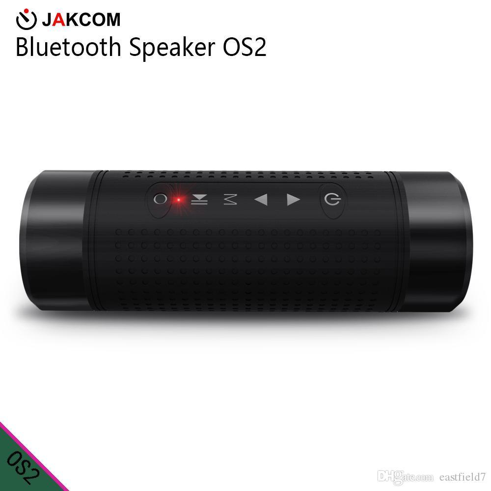Altoparlante wireless esterno JAKCOM OS2 Vendita calda in Soundbar come mini orologio da polso elegante orologio da giardino fatato
