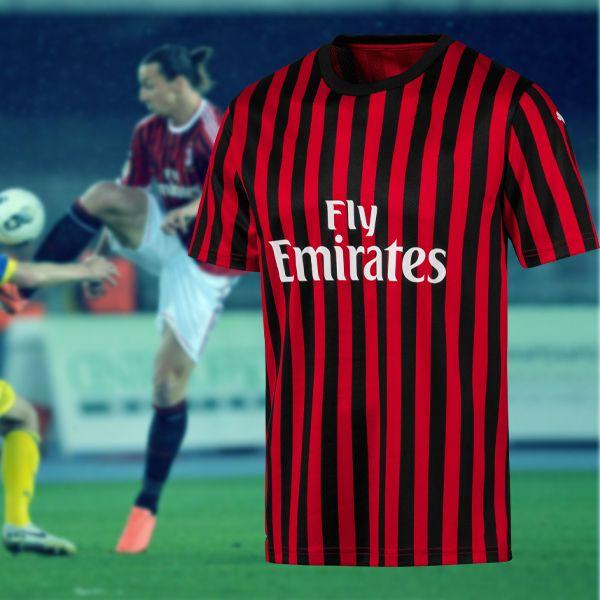 Suso AC Milan Home Jersey