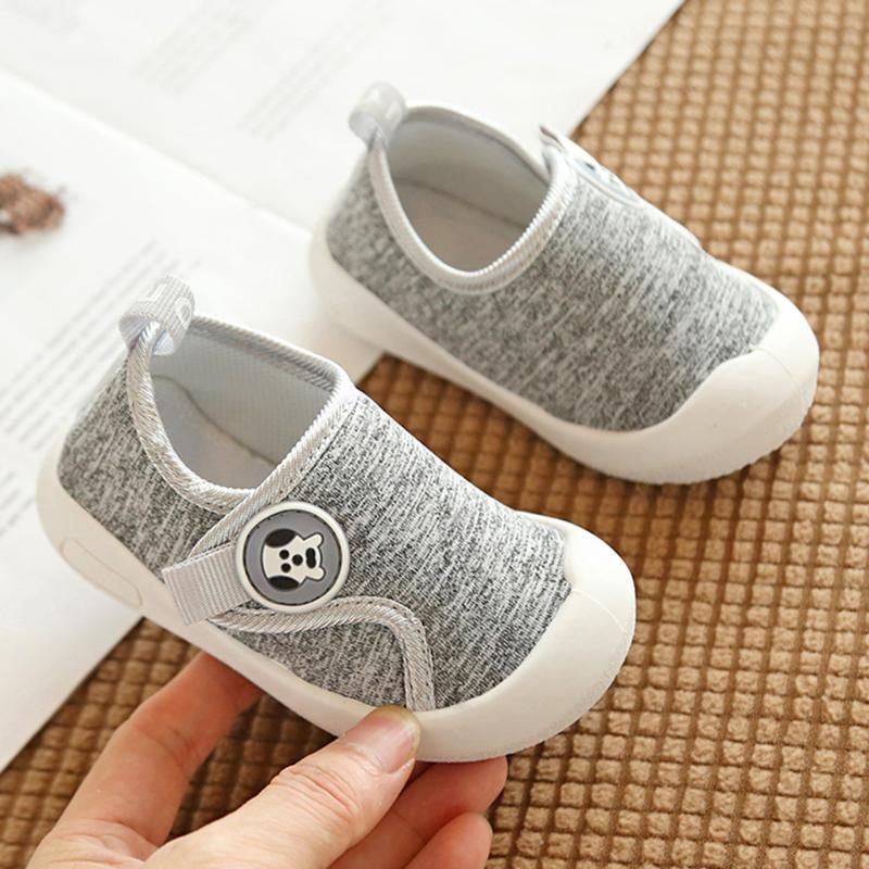 Kids Shoes for Baby Girls Boys Loafers Breathable Anti-Slip Sports Shoes Children Non Slip Outdoor Shoe Toddler Sneakers Trainer