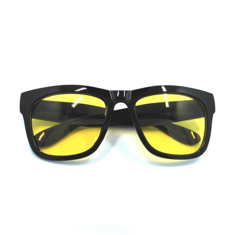 ZXTREE 2019 뉴 나이트 비전 안경 안전 안경 안티 섬광 선글라스 남성 노란색 렌즈 밤 드라이버 비전 남여 고글 Y4