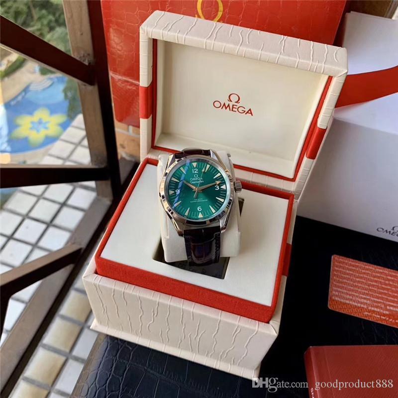 2020 dos homens de Luxo New alta qualidade apresentam Assista Cheio relógio automático mecânico aço inoxidável Ceramic Bezel Top Assista